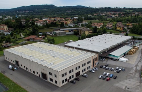 Berry certifica ISCC Plus due siti italiani