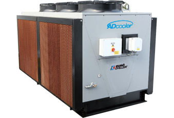 Perché preferire un Dry Cooler ad una torre di raffreddamento